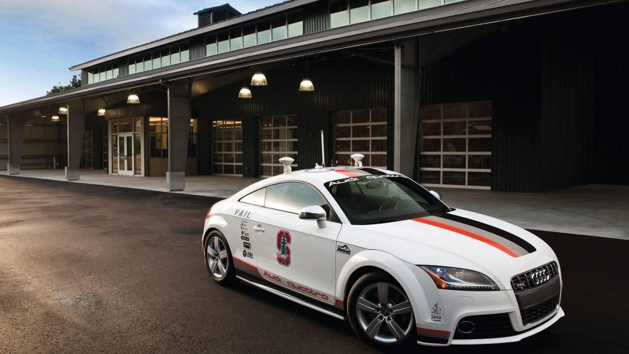 Audi TTS - Pikes Peak