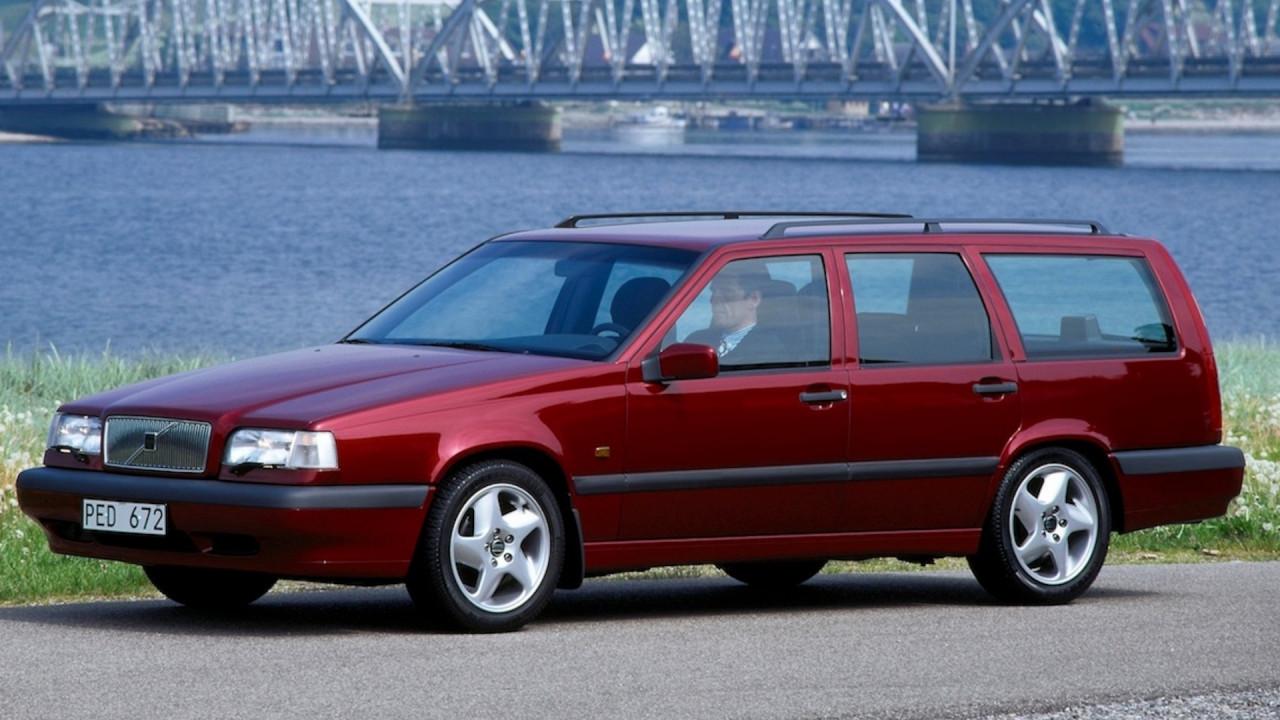 [Copertina] - Volvo 850, quella della svolta