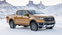 Ford Ranger 2018 - Version US