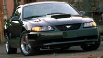 Ford Mustang Bullitt 2001