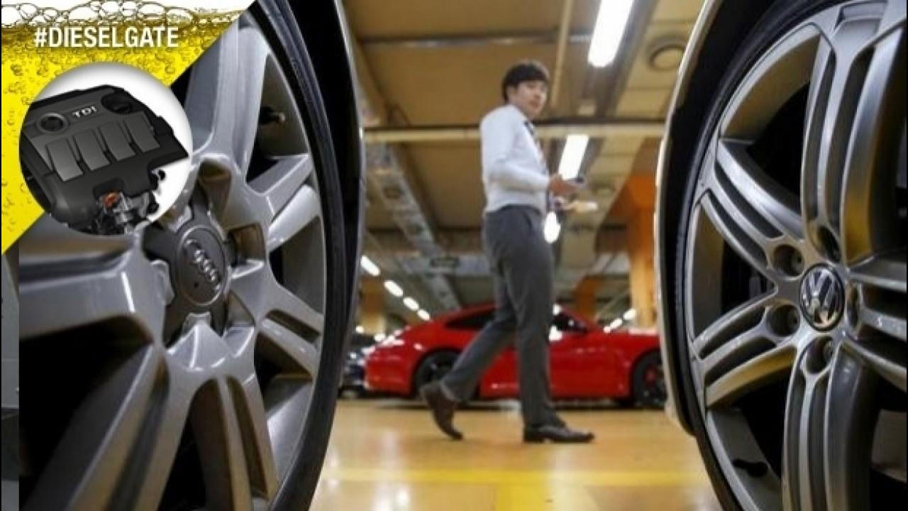 [Copertina] - Dieselgate, Volkswagen sospende le vendite in Corea del Sud