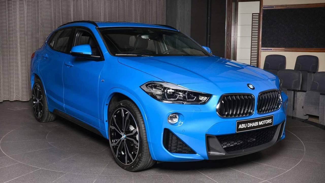 2018 BMW X2 M Sport Abu Dhabi Motors