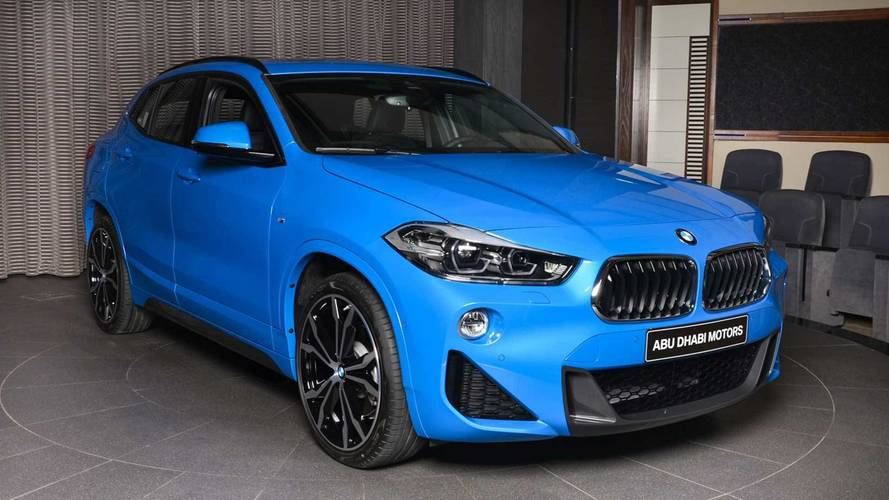 X2 M Sport Package For Bmw Abu Dhabi Is Surprisingly