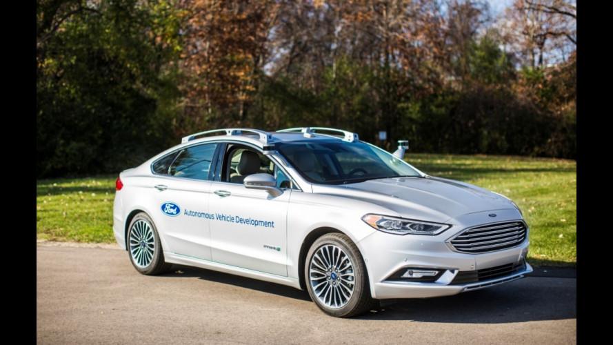 Ford svela la tecnologia dietro la guida autonoma [VIDEO]