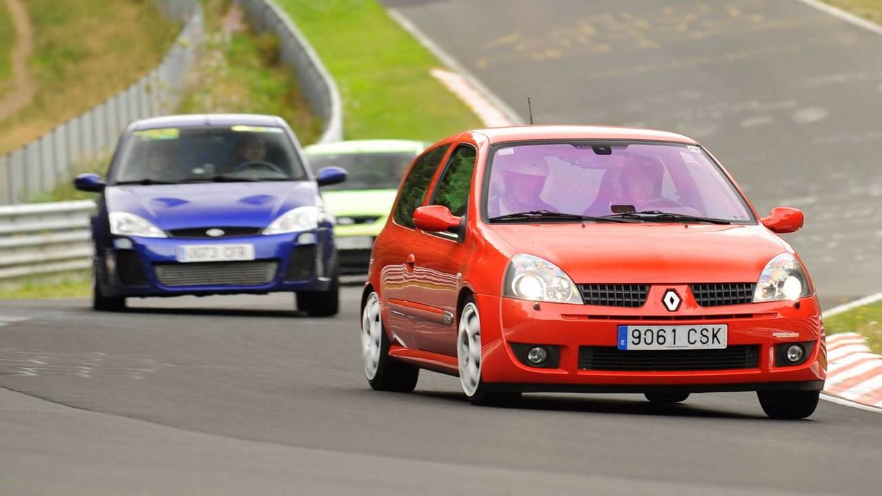 Clio II RS