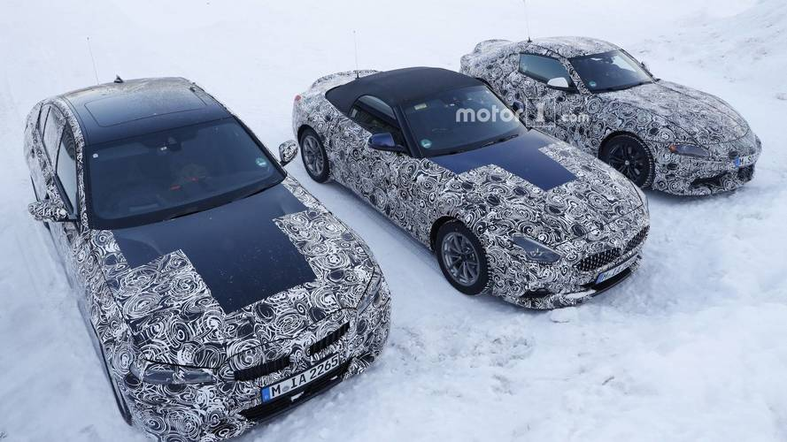BMW Z4, Toyota Supra Possibly Due For Geneva Debut