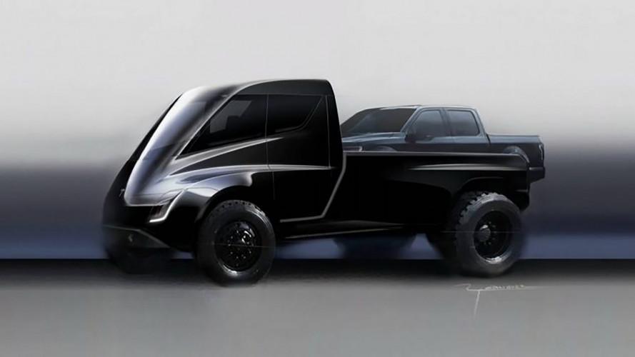 [Copertina] - Tesla, il pick up elettrico dopo il crossover Model Y