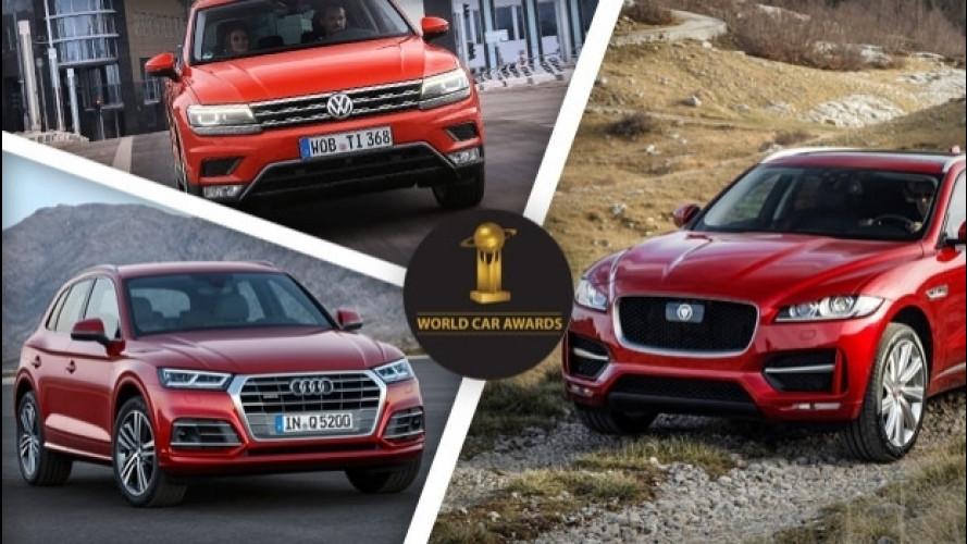 World Car of the Year 2017, nessuna italiana fra la finaliste