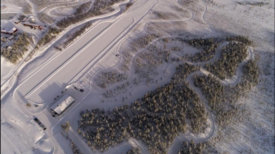 [Copertina] - Hankook, inaugurato un nuovo centro prove in Finlandia