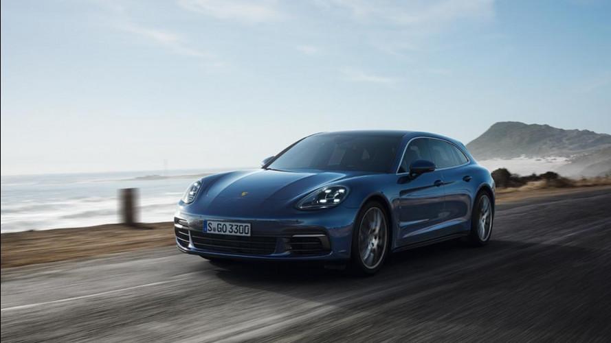 Porsche Panamera Sport Turismo, più spazio alla performance [VIDEO]