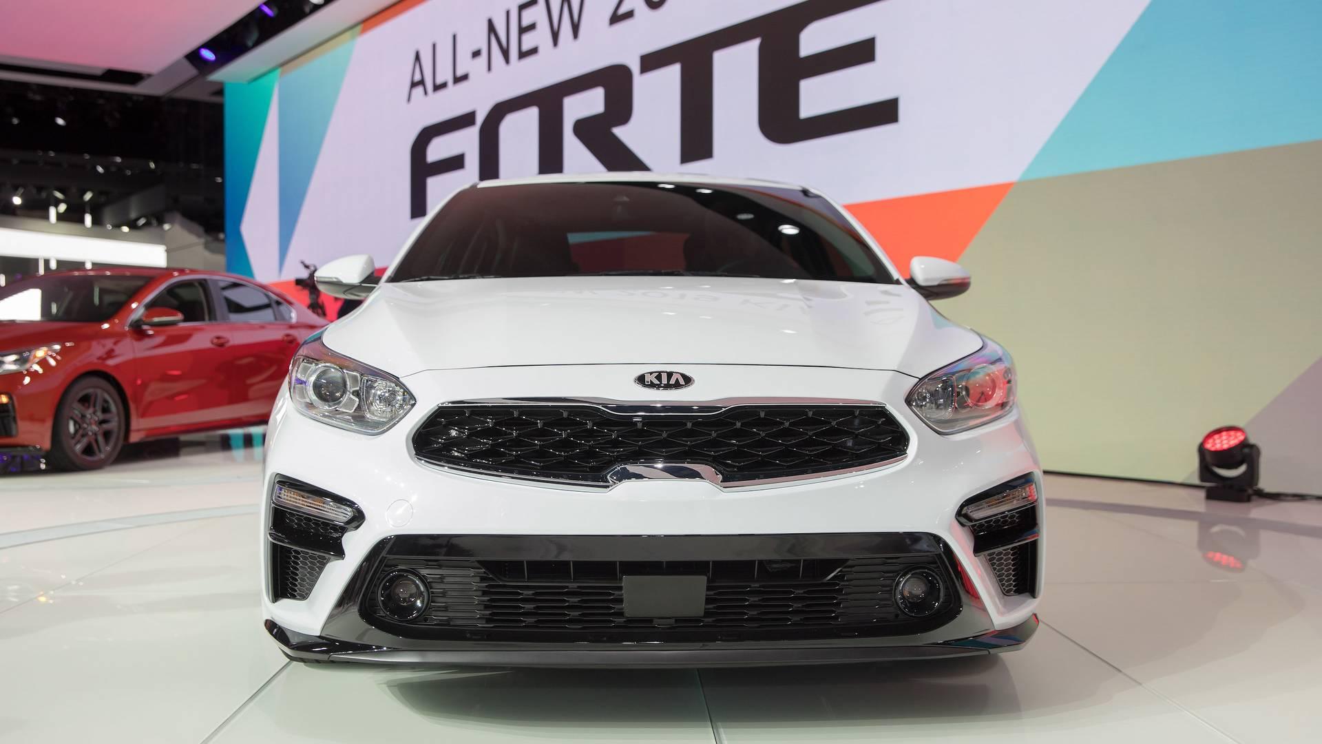 Yeni KIA (KIA) 2019 model yılı