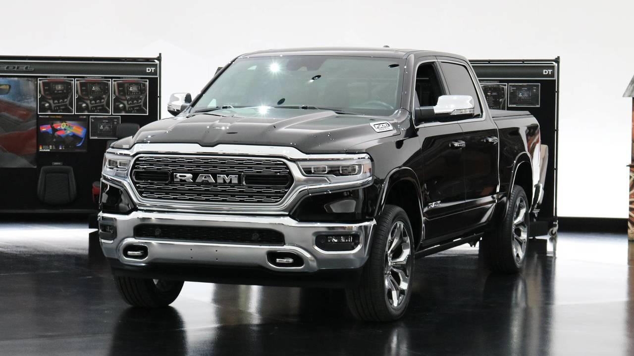 3. 2019 Ram 1500