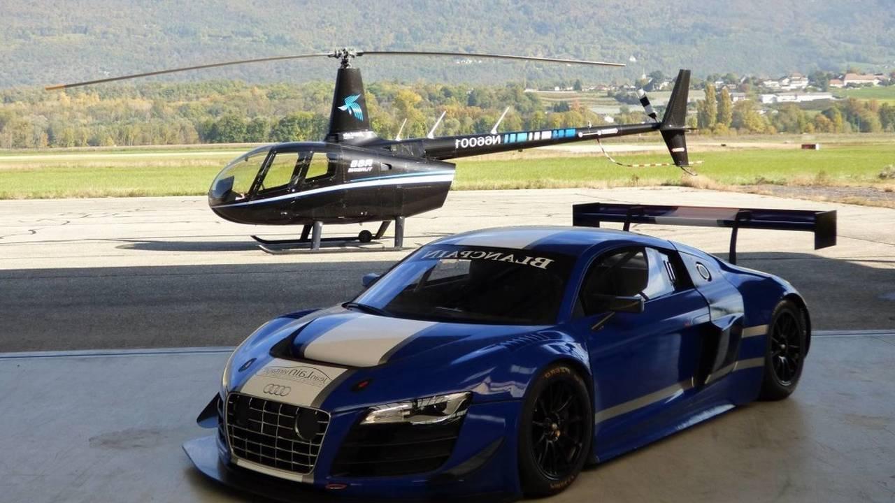 269 000 audi r8 race car with solid racing pedigree up. Black Bedroom Furniture Sets. Home Design Ideas