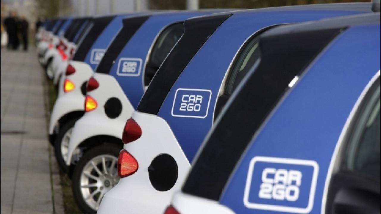 [Copertina] - Car Sharing: perché il Sud Italia è un problema