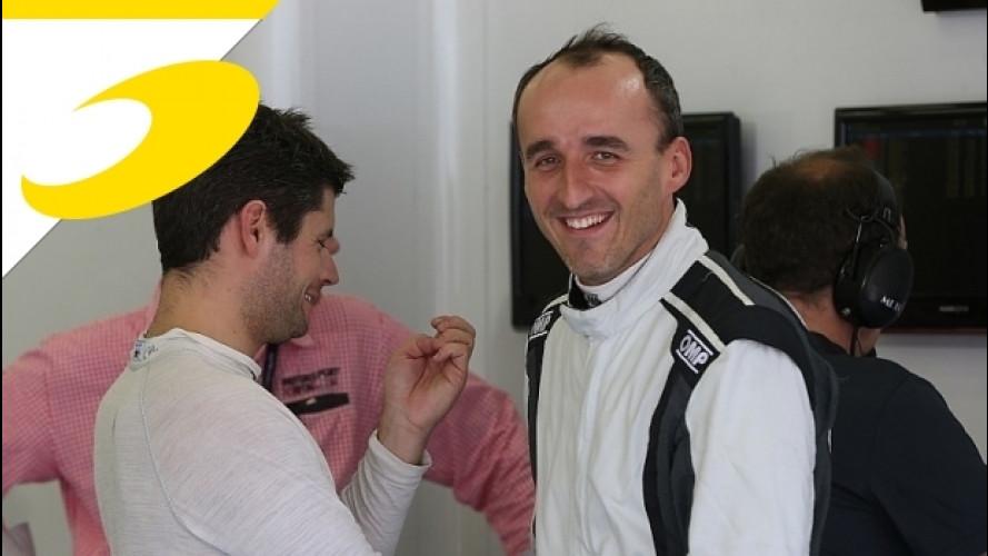 """WEC Bahrain, Kubica: """"Cerco l'occasione per tornare a essere un vero professionista"""""""