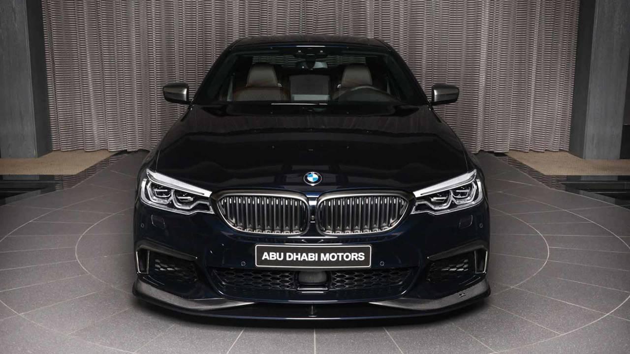 BMW M550i - AC Schnitzer Pack