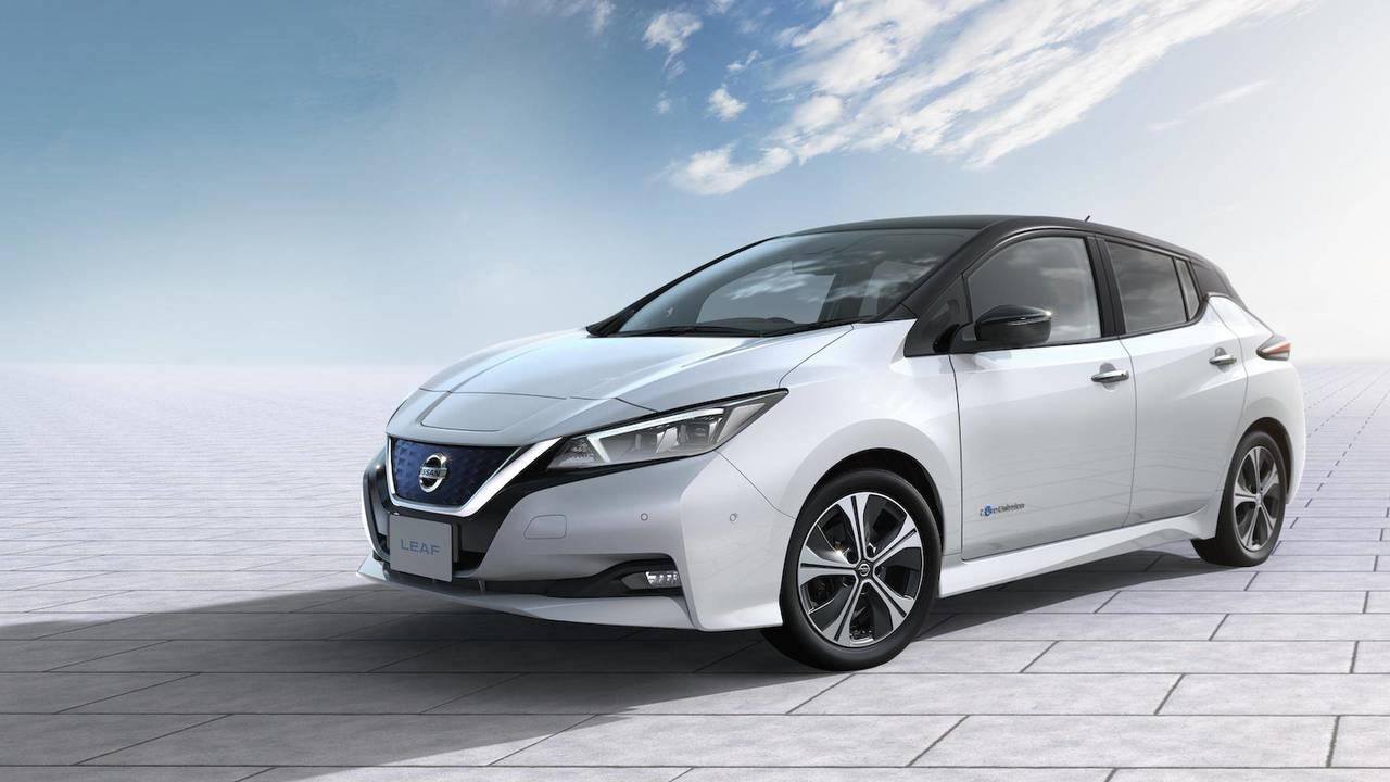 2018 World Green Car: Nissan LEAF