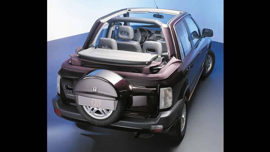 1998 Valmet Honda CR-V Open Air Concept