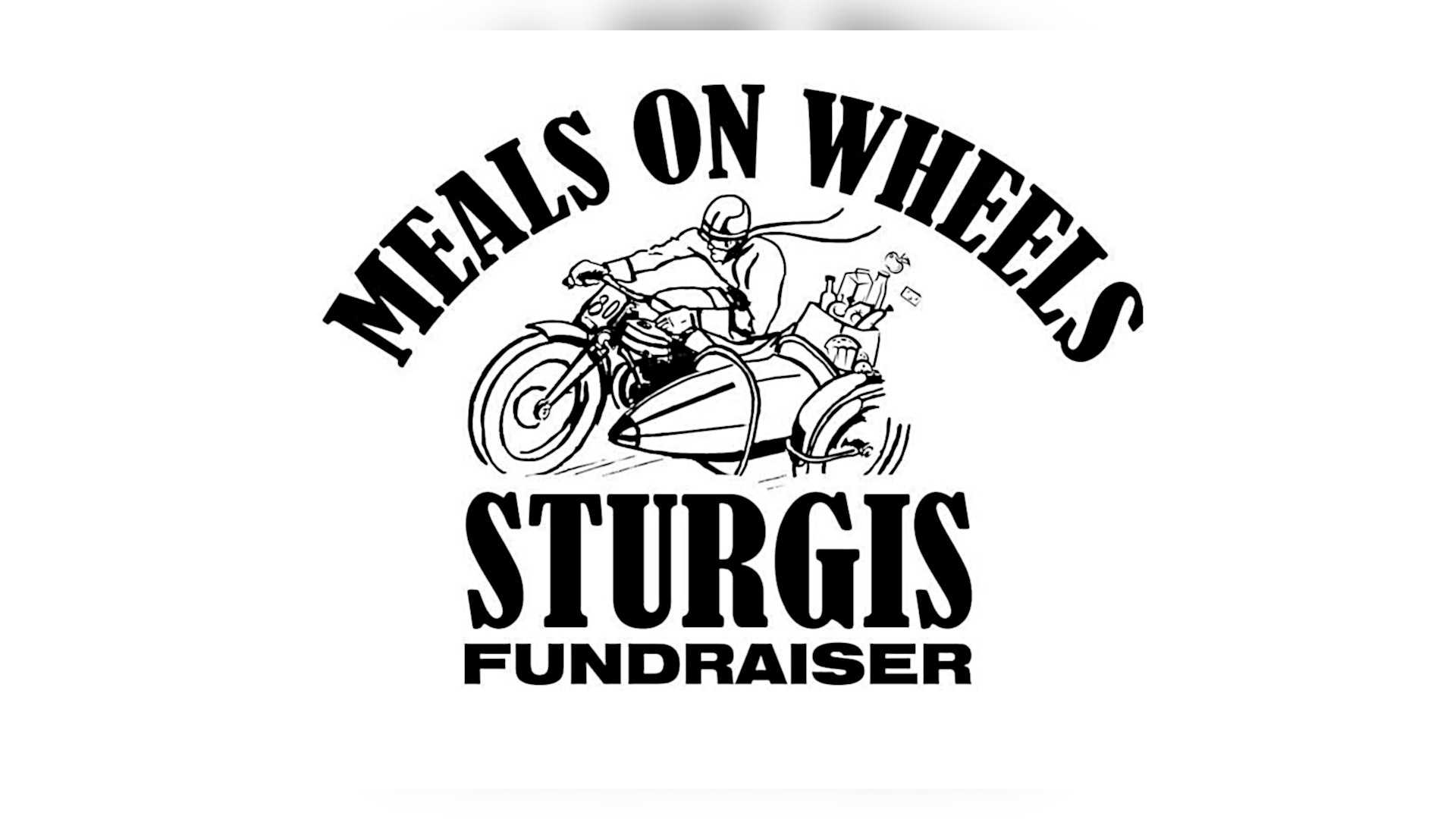 Sturgis Motorcycle Rally Is Raising Money For Meals On Wheels