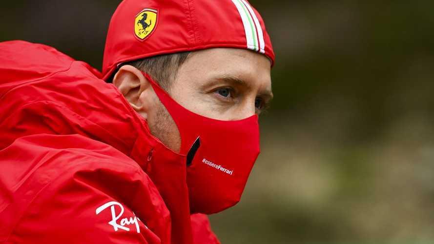 Феттель опроверг завершение карьеры в F1