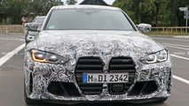 BMW M3 Spy Shots
