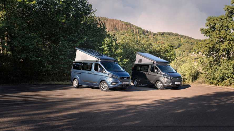 Ford Transit Nugget, ecco il camper a passo lungo