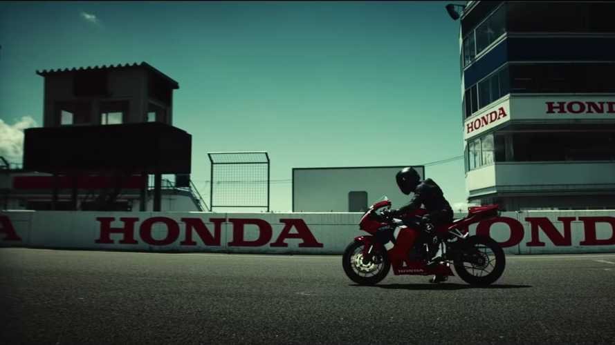 Official Teaser Confirms Arrival Of A New Honda CBR600RR