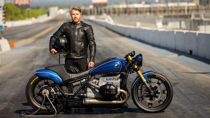 BMW R 18 Dragster: l'ultima special di Roland Sands