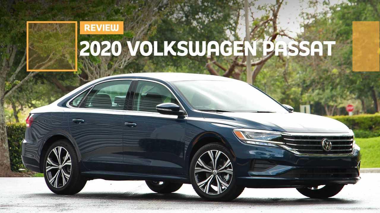 2020 Volkswagen Passat: Review
