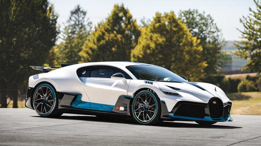 Supercar Blondie Shows Us Secret Details On The Bugatti Divo