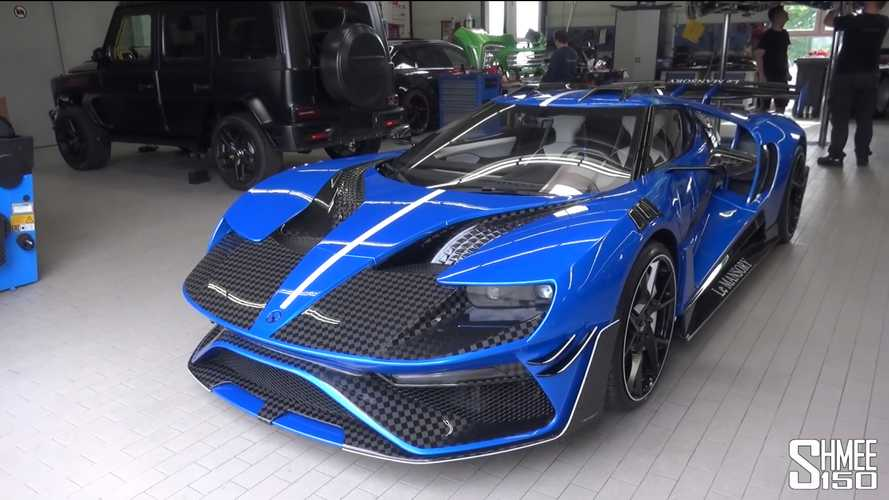 Shmee150 gets exclusive first look at controversial Le Mansory
