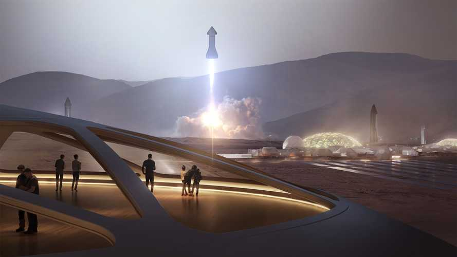 Дизайнеры Tesla помогут создать космические корабли