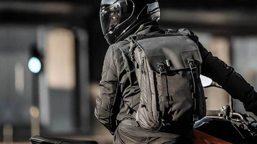 Stylishly Practical: Kriega Max28 Expandable Backpack