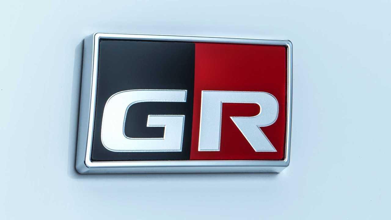 Toyota GR Logo