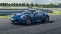 porsche 911 turbo revealed