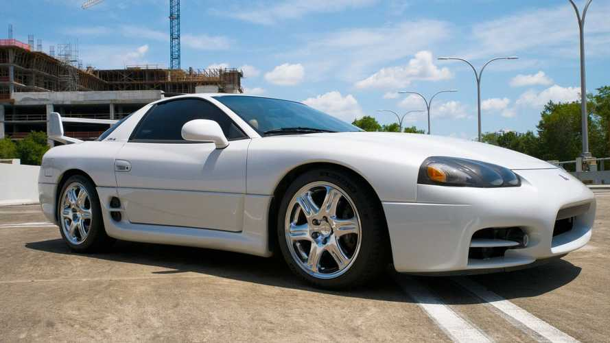 For Sale: Very Last Mitsubishi 3000GT VR-4 Sold In The US