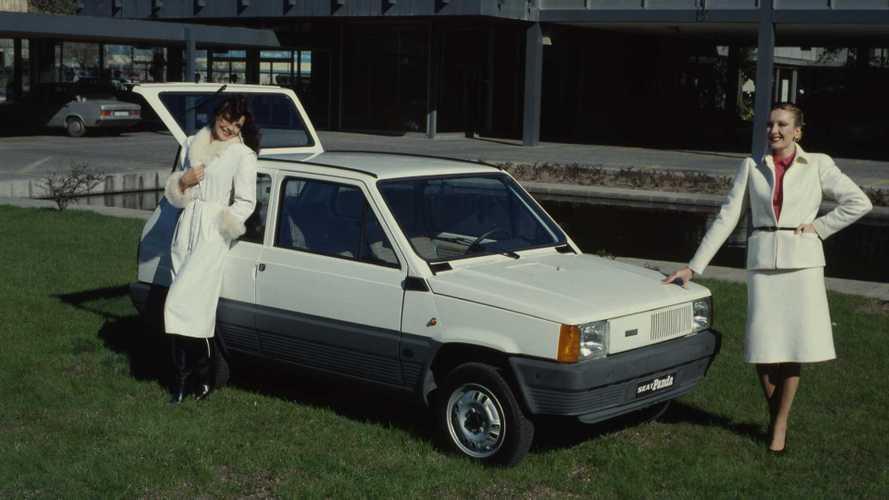 Seat Panda (1980-1998), non il n'y a pas d'erreur dans le titre