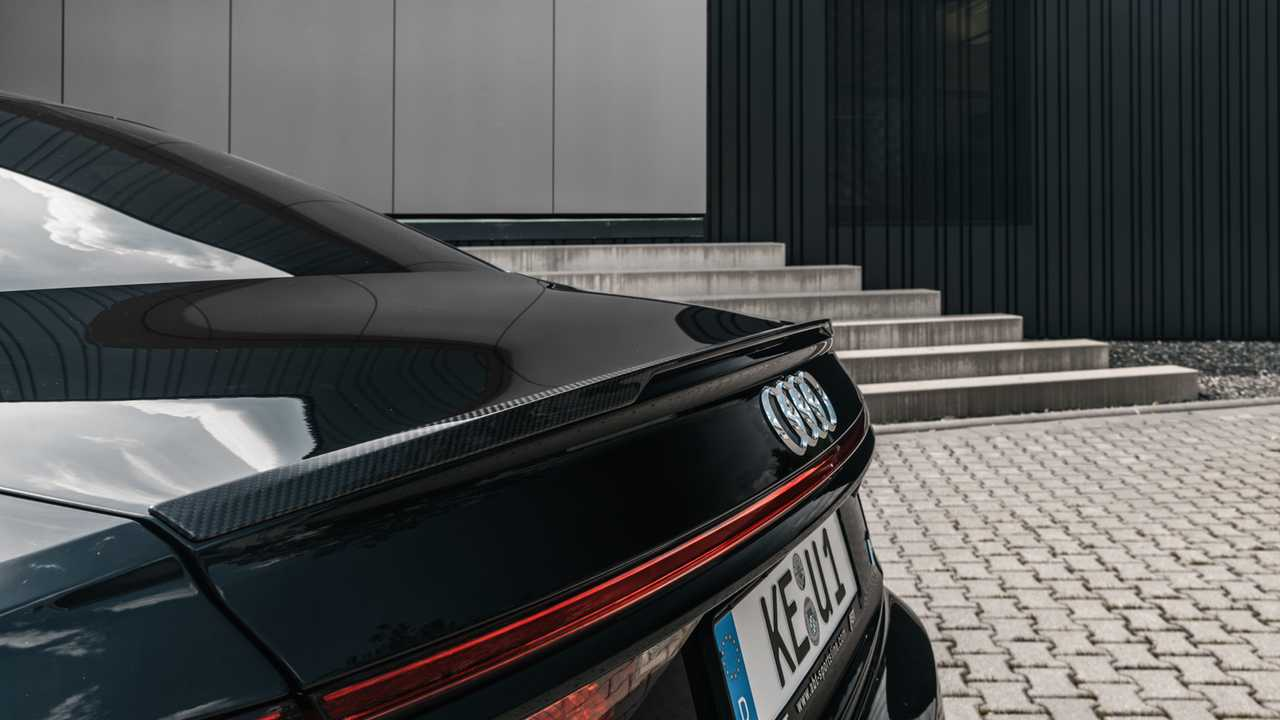 Audi S8 2020, prepared by ABT