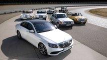 E wie Erfolgsgeschichte: Die Historie der Mercedes E-Klasse
