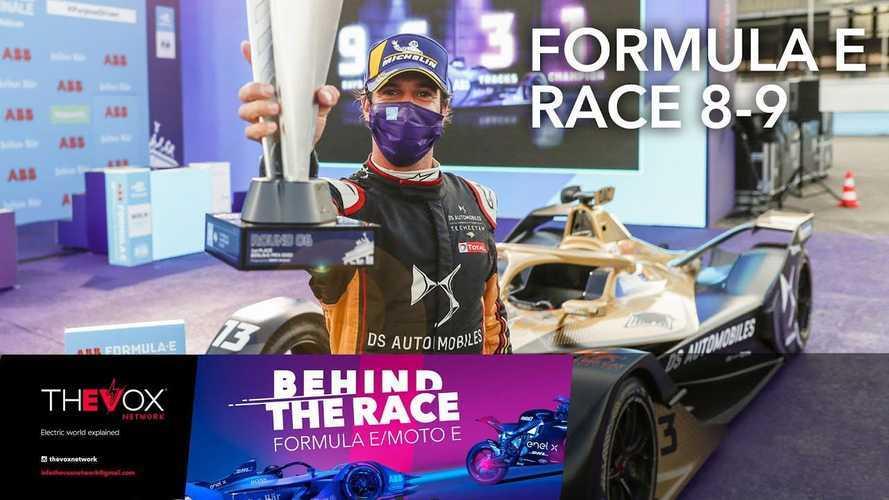 Antonio Felix Da Costa Is The New Formula E Champion