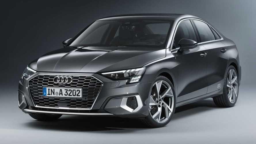 Audi Confirms US-Spec 2022 A3 Sedan Via Online Debut