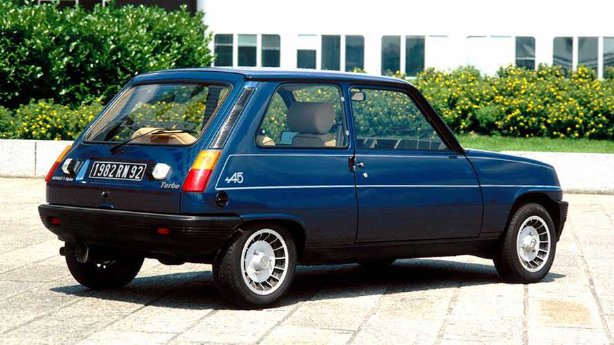Renault 5 Alpine Turbo 1982-1984