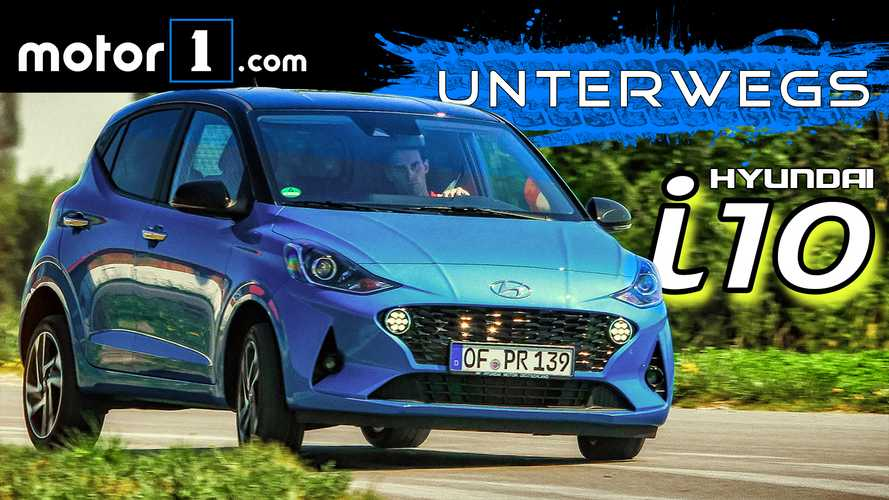 Video: Hyundai i10 im Test - Lässt sich die Bestie zähmen?!