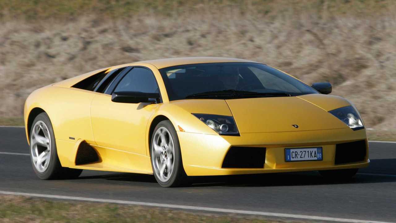 15. Lamborghini Murciélago