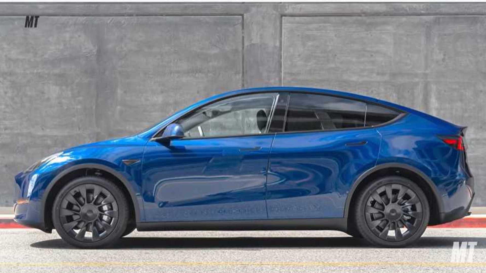 A Model Y árait is csökkentette a Tesla