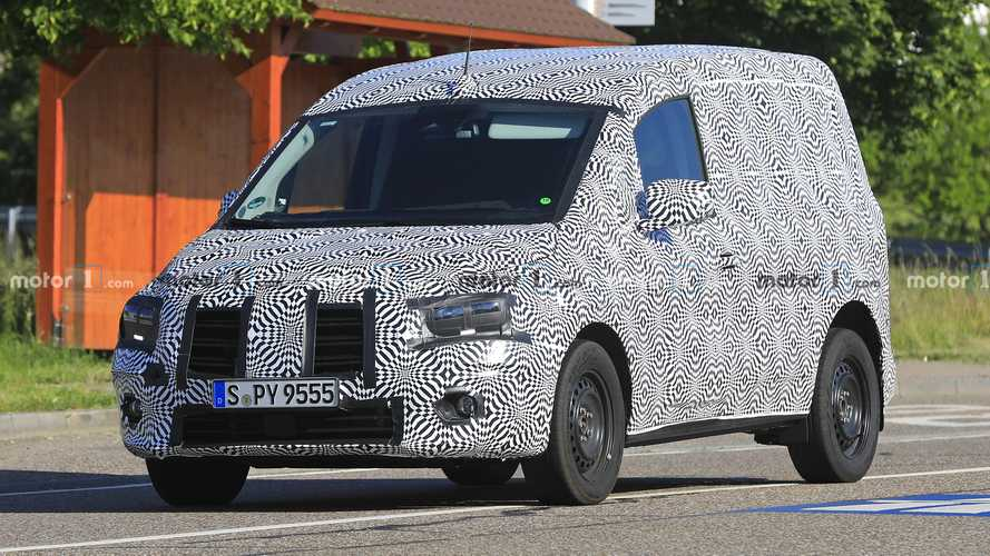 Yeni Mercedes Citan bir kez daha karşımızda