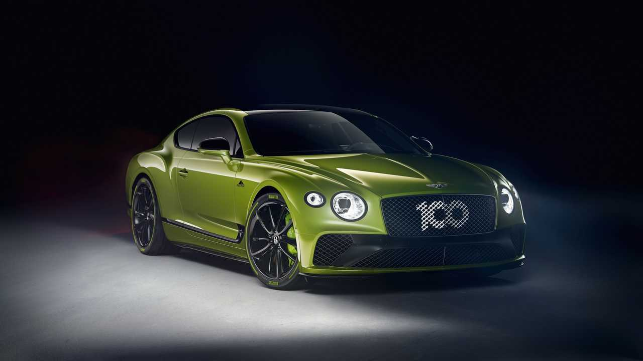 Bentley continental GT by Mulliner Pikes Peak