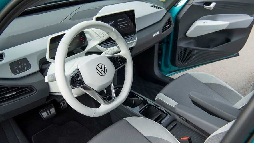 Let's Take A Ride In Volkswagen ID.3: POV Video