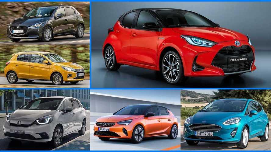 Kleinwagen 2020/2021: Alle Stadtautos mit Daten und Preisen