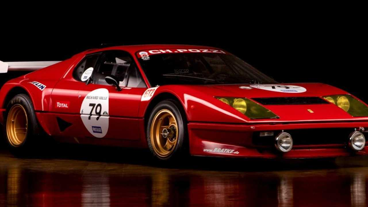 This 1980 Ferrari 512 BB shows winning isn't everything